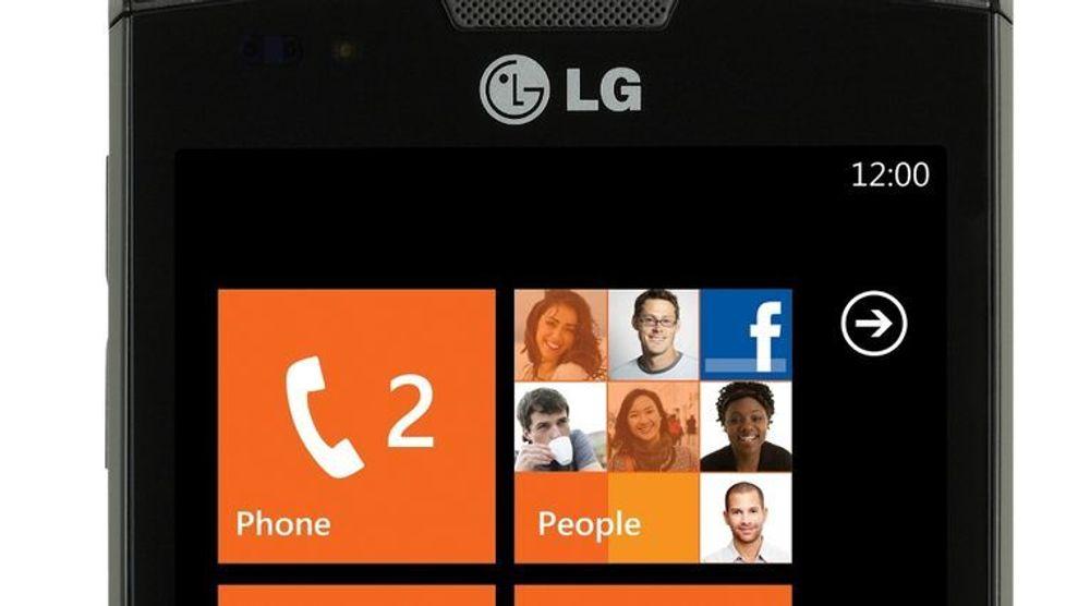 LG vil fortsette å tilby Windows Phone-baserte smartmobiler, men selskapet prioriterer nye Android-modeller.