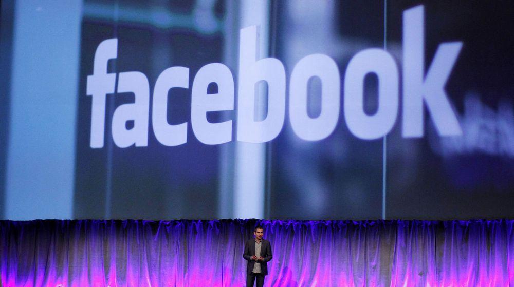 Facebook børsdebut spikret