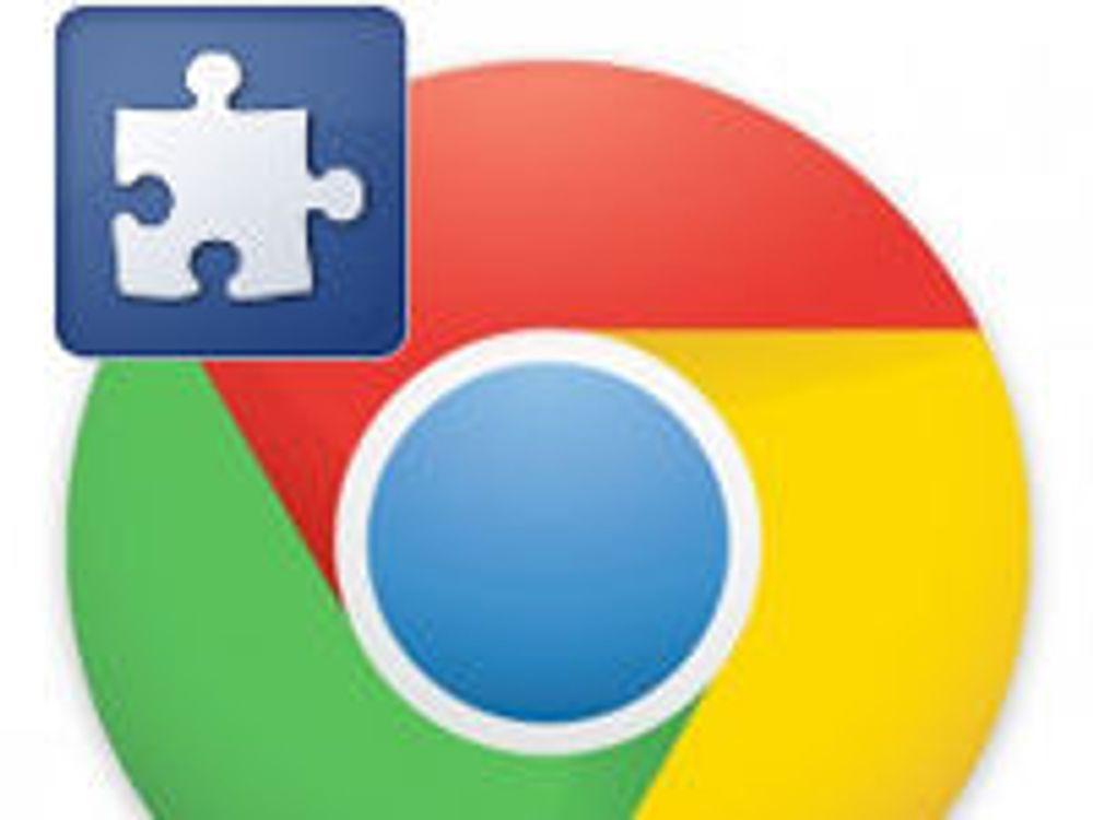 Chrome-tillegg avslører potensielle webfarer