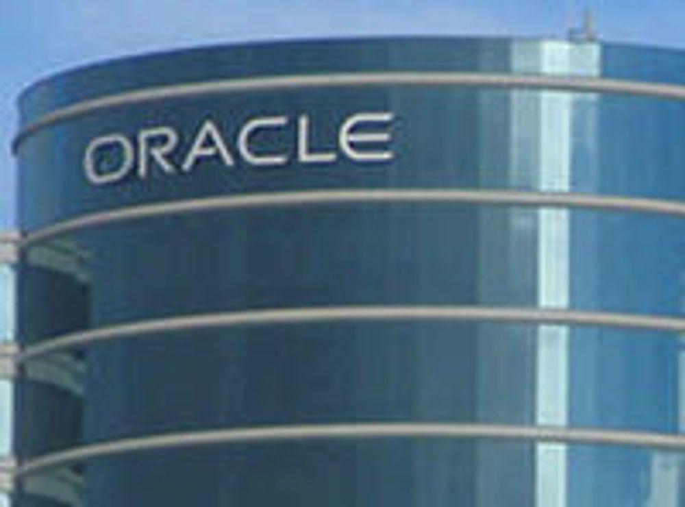 Oracle kjøper innholdsforvalter