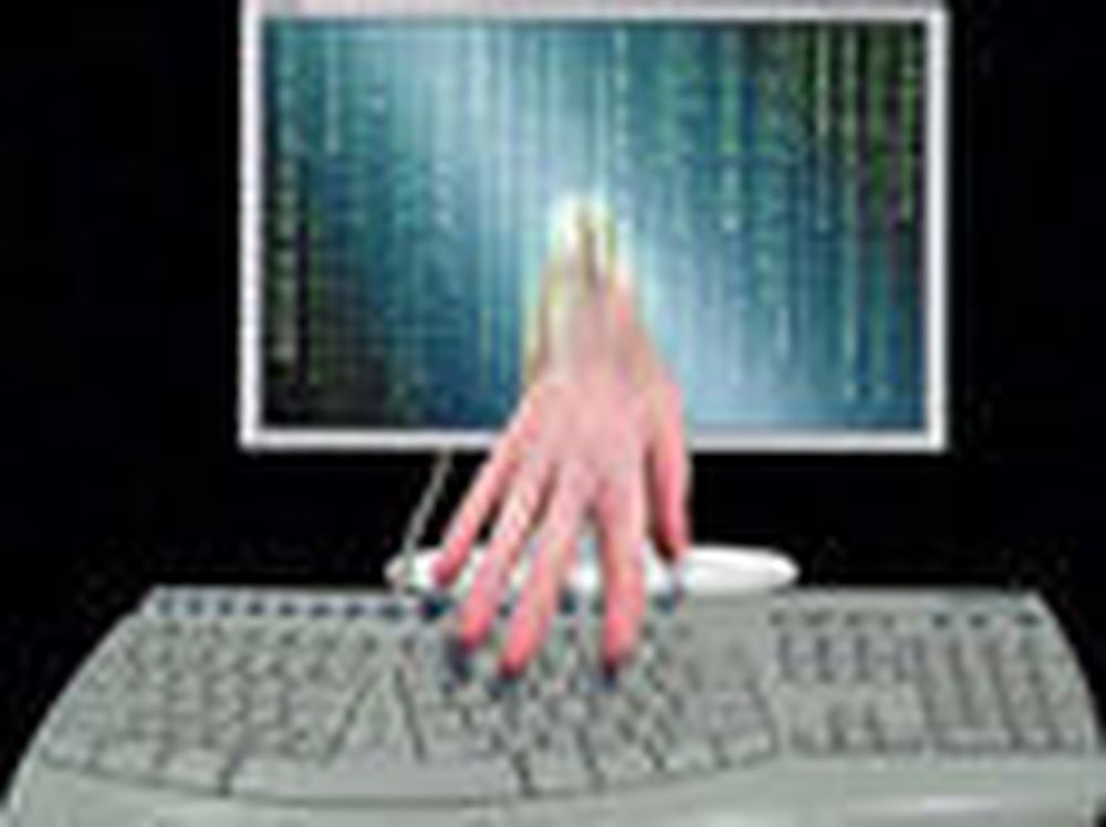 Hackere ødela fem tusen nettsteder