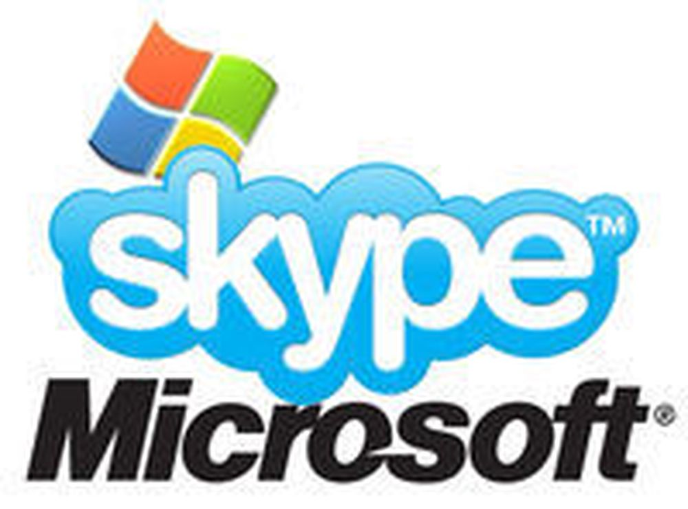 Hodene ruller i Skype