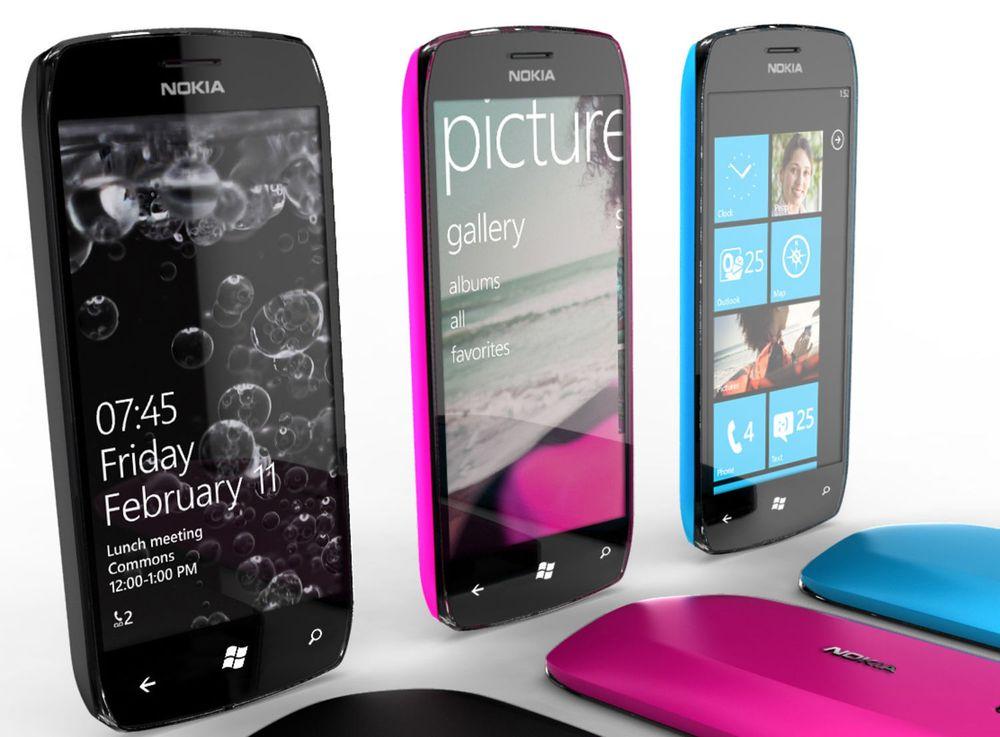 Nokia lover Windows Phone-mobil i år