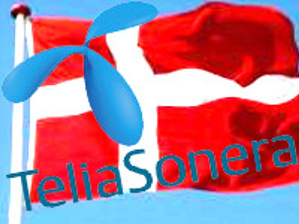 Telenor og Telia deler i Danmark