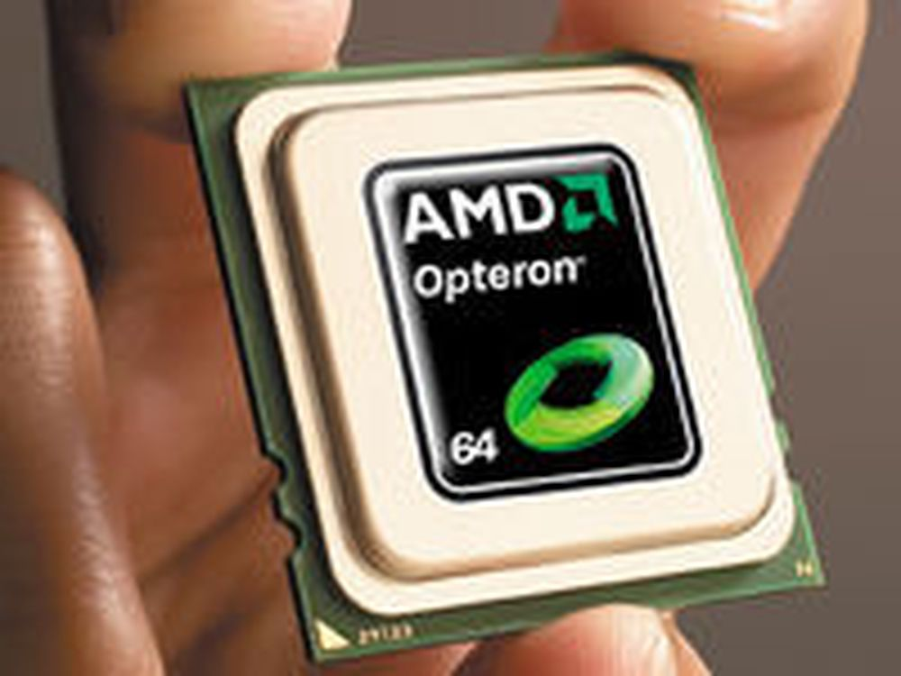 Billigere å oppgradere dagens AMD-servere