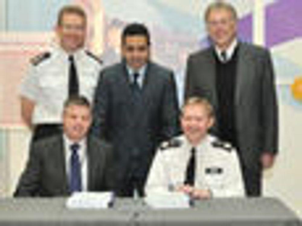 Britisk politi skal bruke Fast i søk