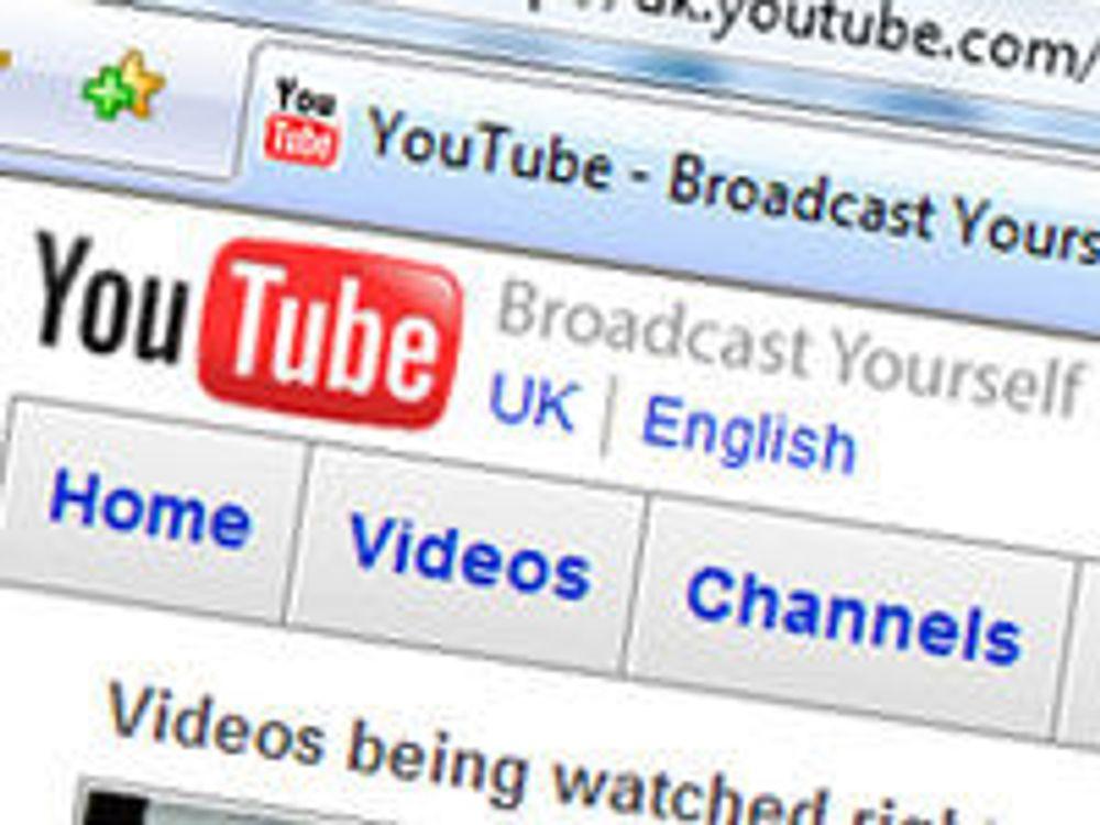 Youtube ligger an til milliardtap