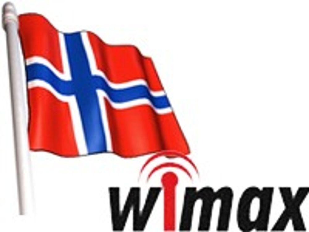 Satser målbevisst på Wimax i Norge