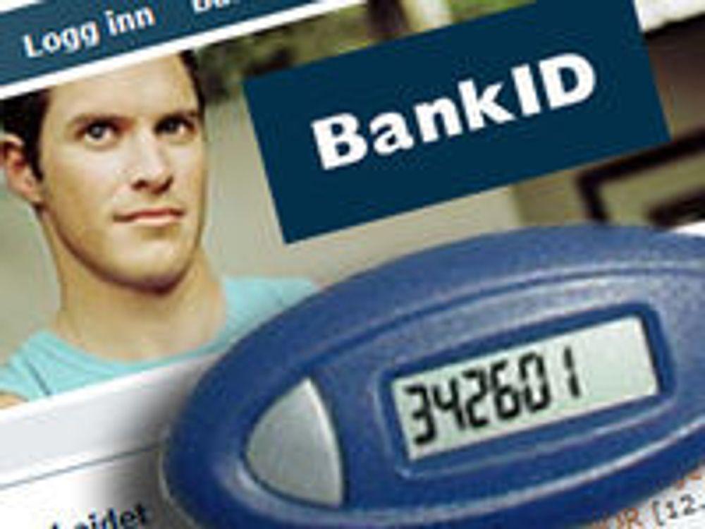 Halve Norge bruker BankID