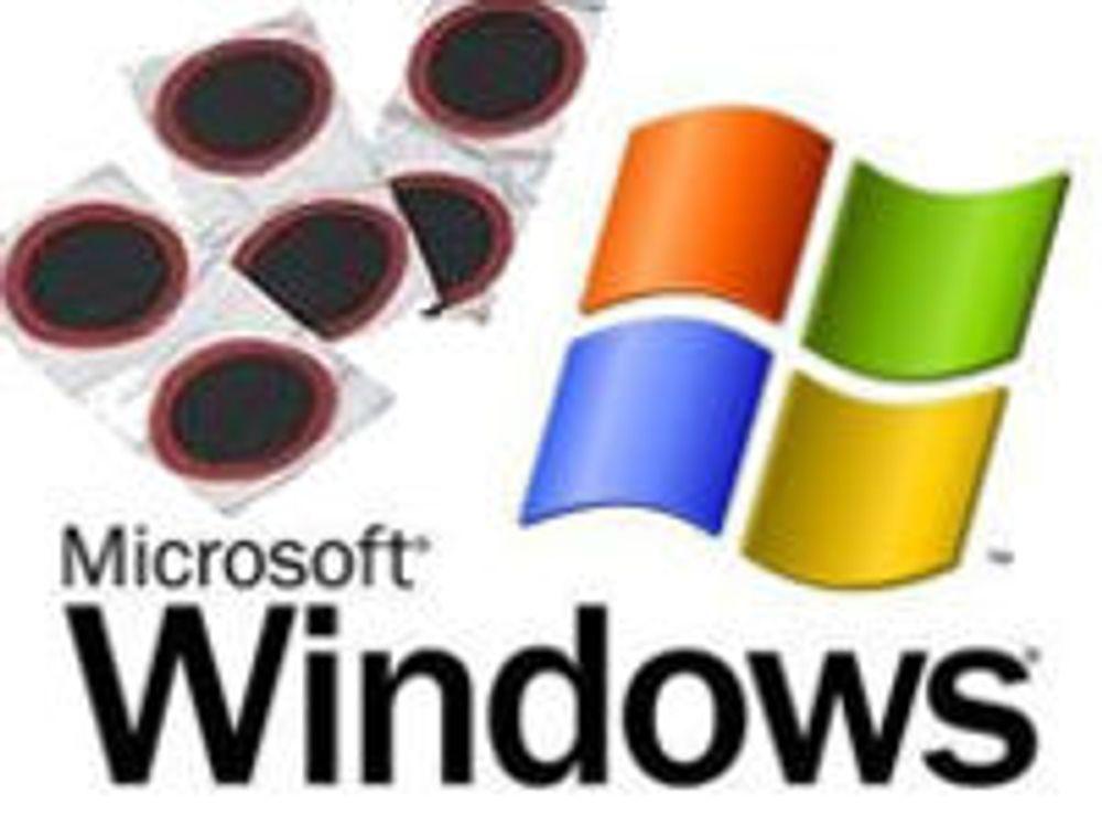 Fjerner 26 sårbarheter i Windows og Office