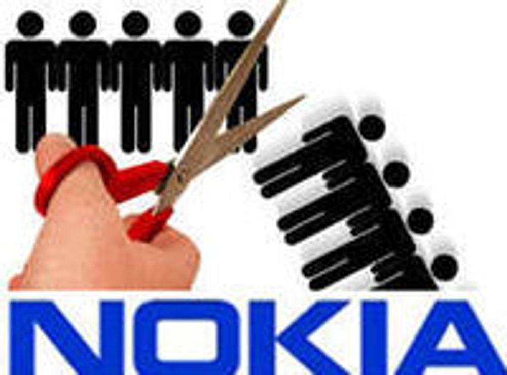 Nokia trimmer smartmobil-fabrikk
