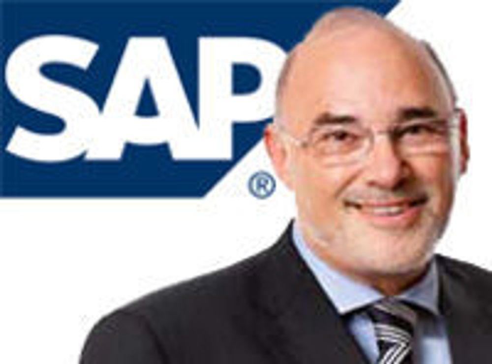 SAP kvitter seg med toppsjefen