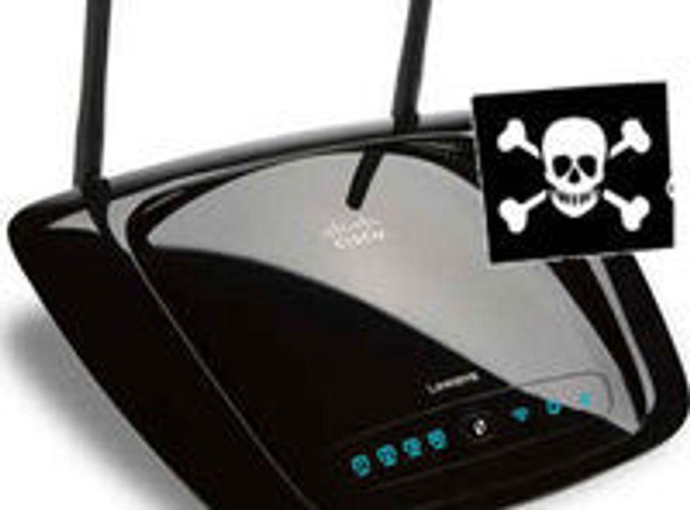 Dømt for piratsalg av Cisco-varer