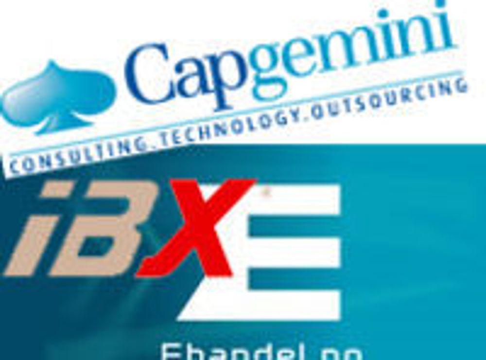 Capgemini kjøper Ehandel.no-leverandør