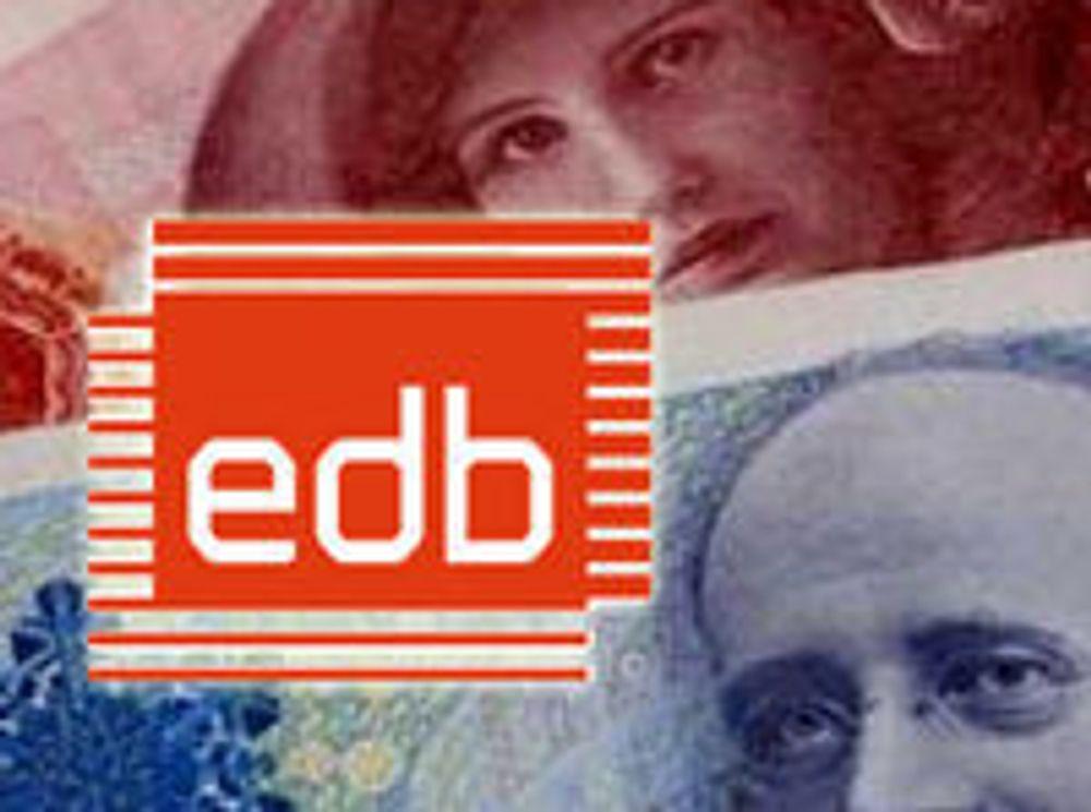 Lettelsens sukk i EDB etter «krevende år»