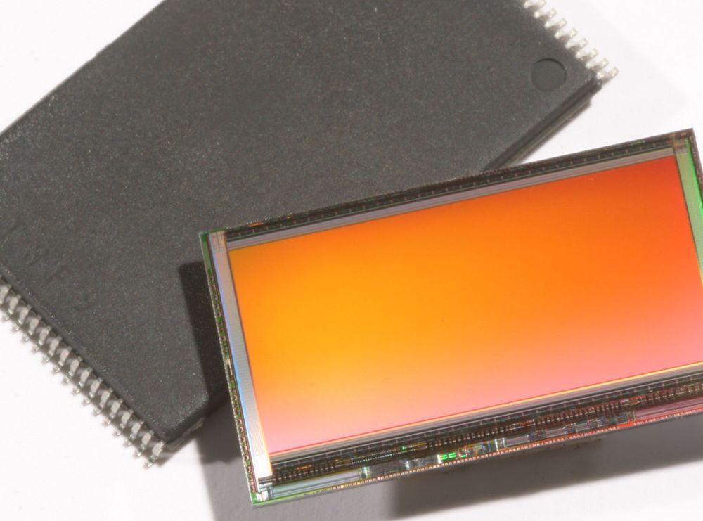 NAND-basert flashminne fra IM Flash Technologies
