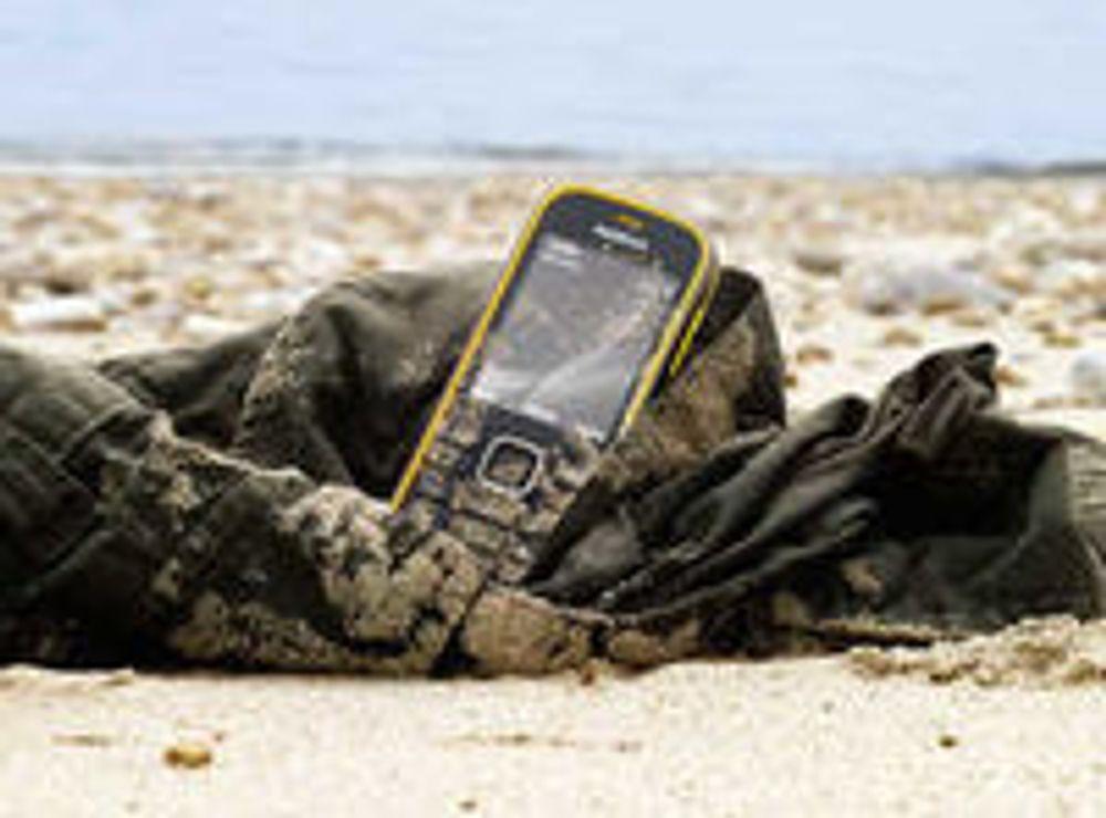 Nokia i bedring trass lavere omsetning