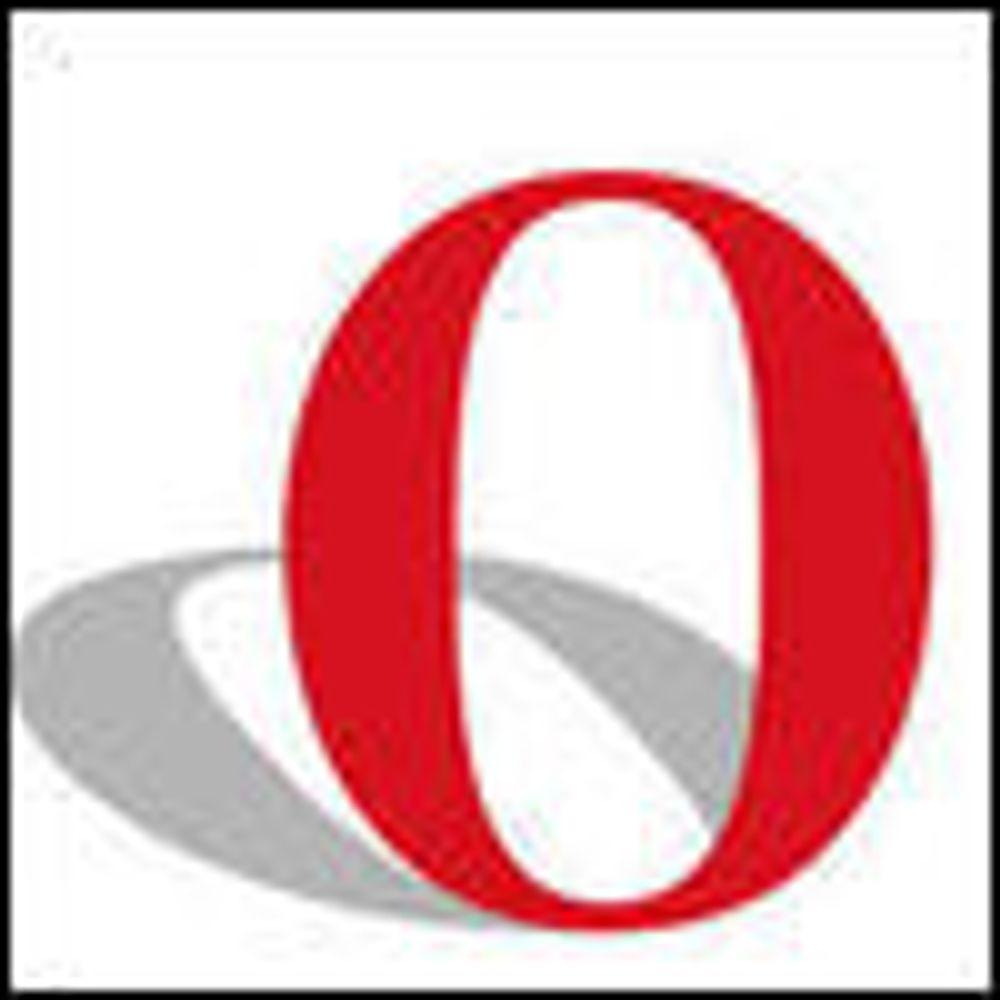 Opera med overskudd i tredje kvartal