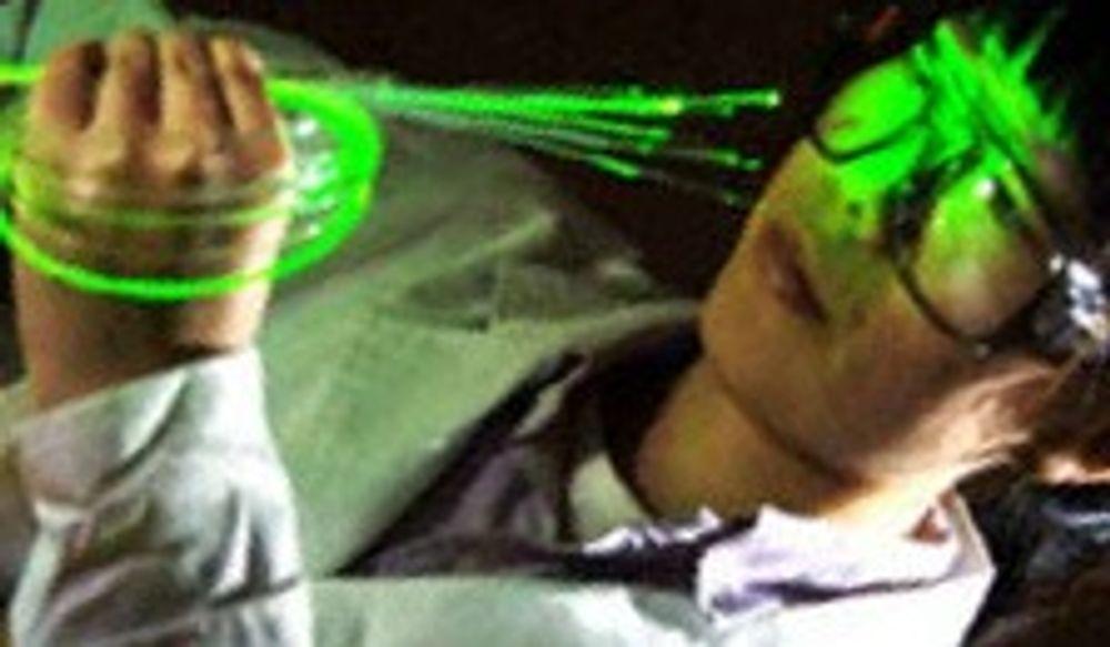 Føyelig optisk kabel åpner nye muligheter