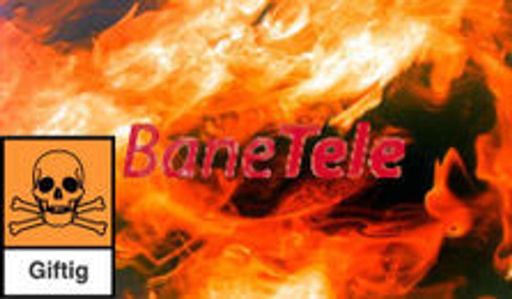 Giftgasser ødela for Baneteles feilretting