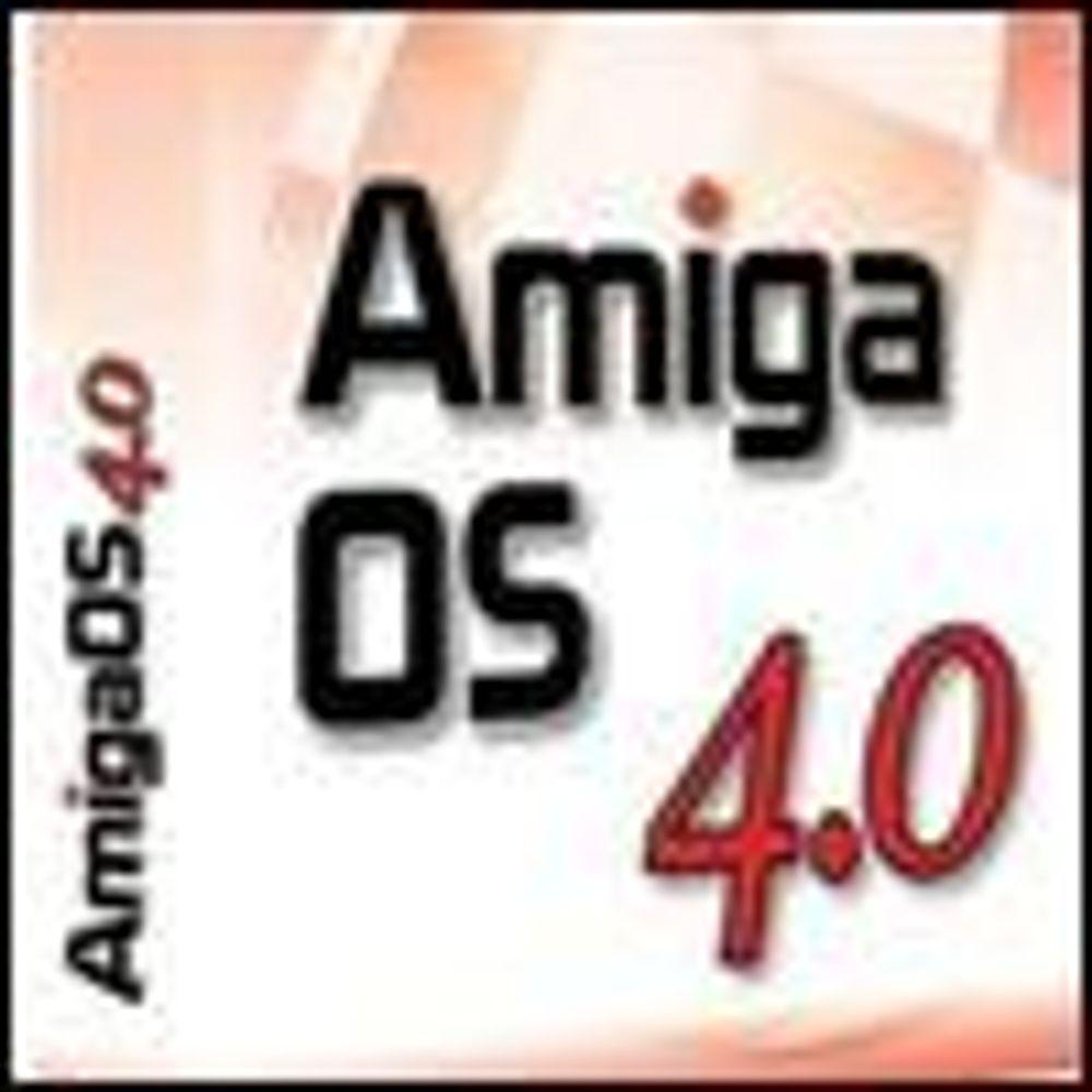 Nytt operativsystem til klassiske Amigaer
