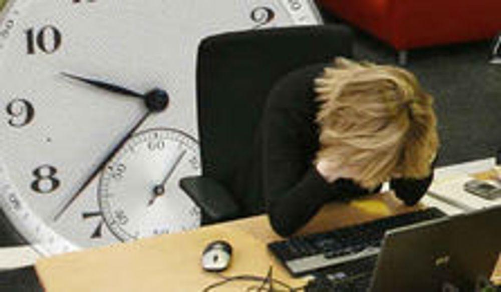 Jobber du ubetalt overtid?