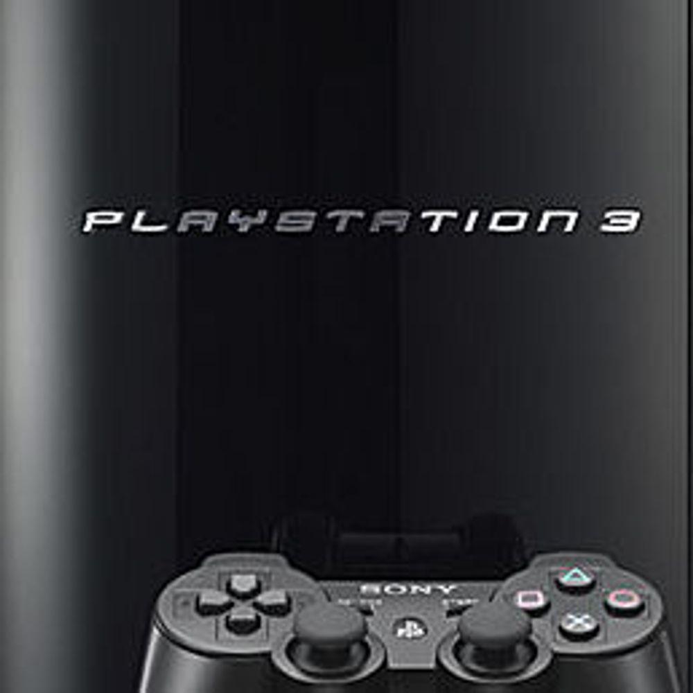 Nytt bunnivå for prisen på Playstation 3