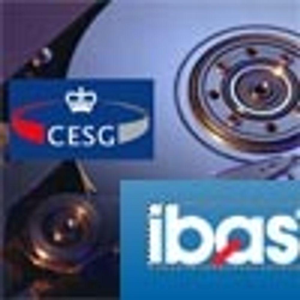 Ibas' filsletter er CESG-sertifisert