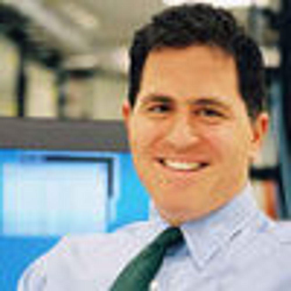 Dell-sjef trikset med regnskapene