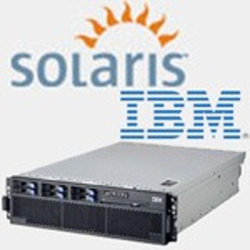 Større IBM-innsats for Solaris på x86