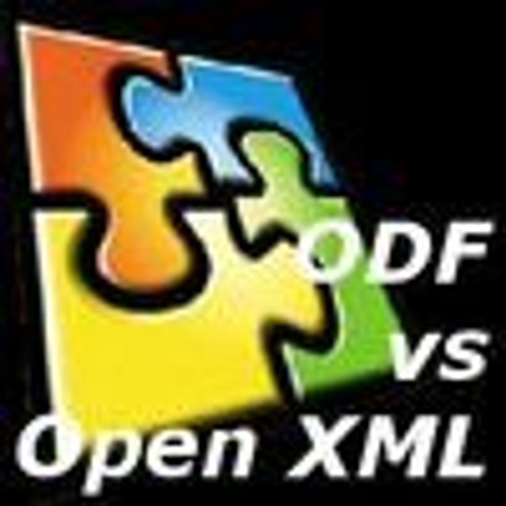 USA kan stemme mot Open XML i ISO
