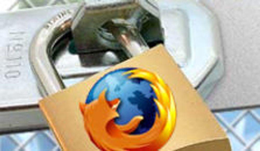 Firefox 3 skal sperre slemme sider helt