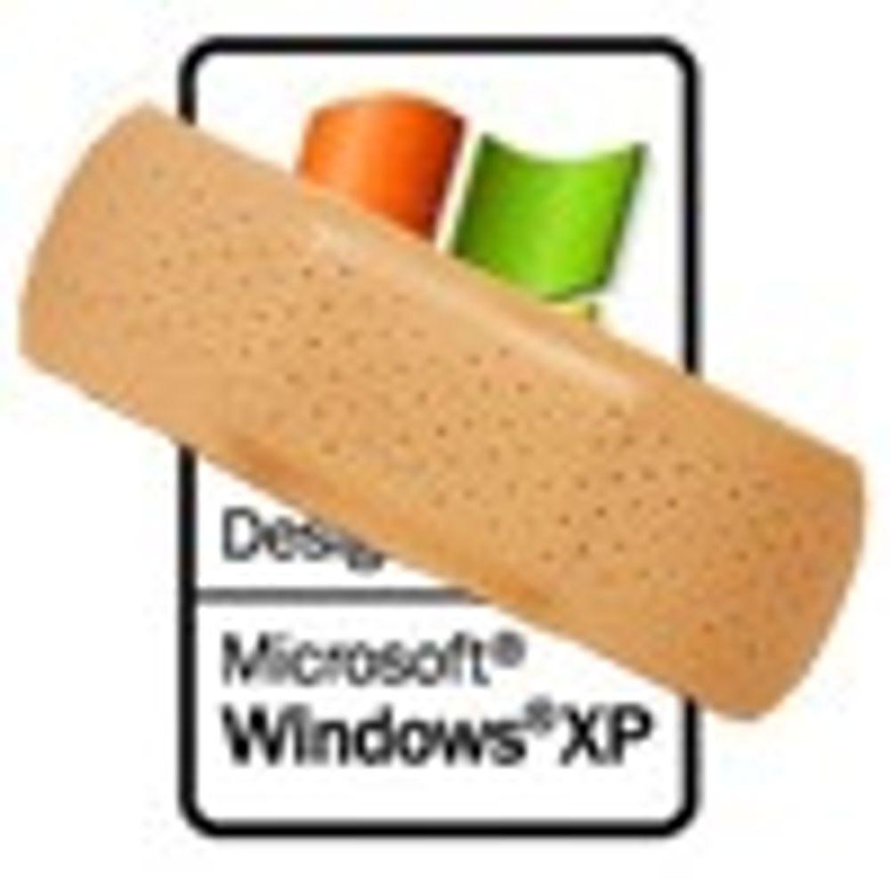 Enorm oppdatering av Windows XP på vei