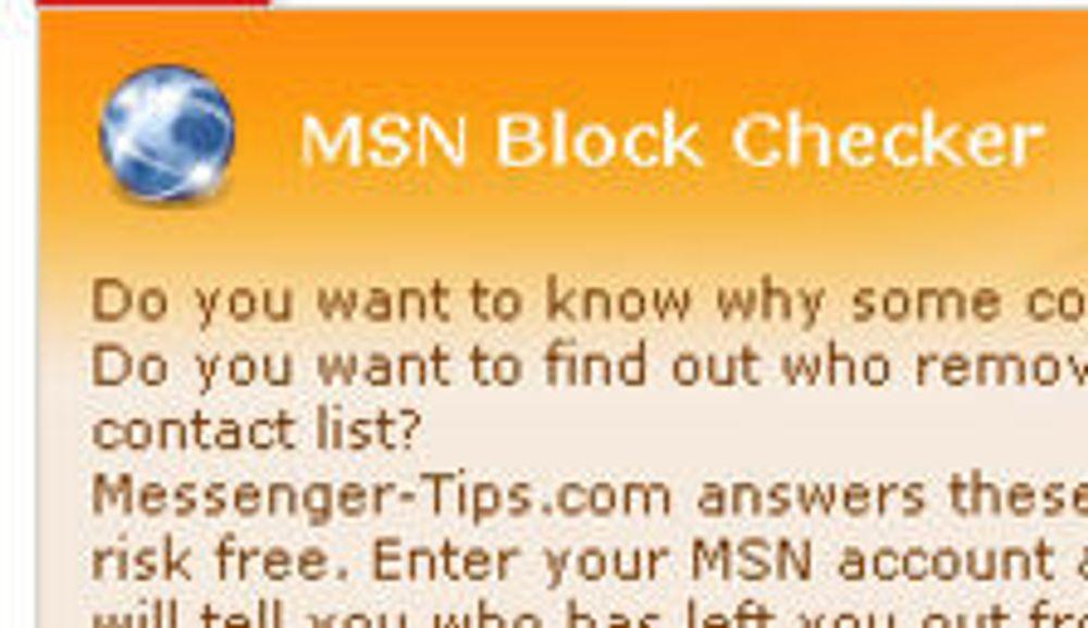 Frekt triks gir spam i Messenger