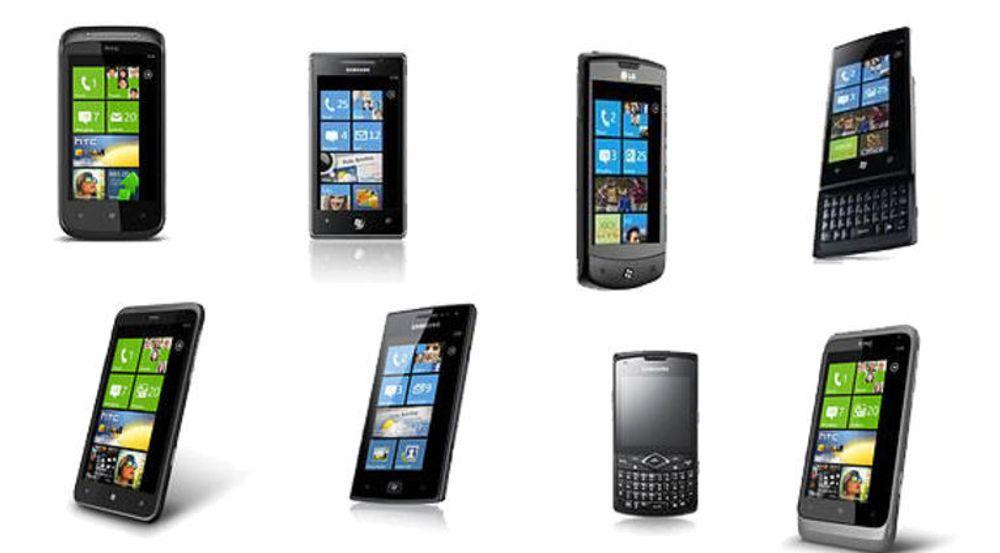 Det er for få nye og spennende Windows Phone-modeller på markedet, mener Gartner.