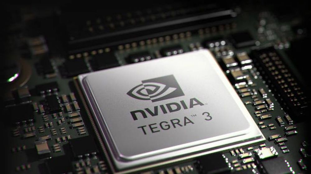 Nvidia Tegra 3 leveres med hele fem CPU-kjerner.