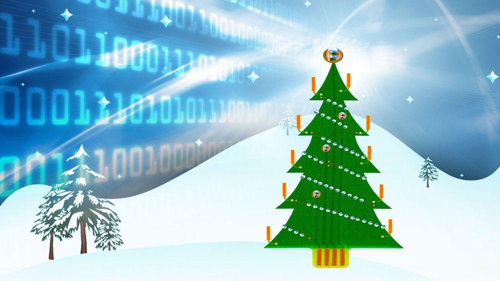 Redaksjonen i digi.no ønsker alle leserne en riktig god jul.
