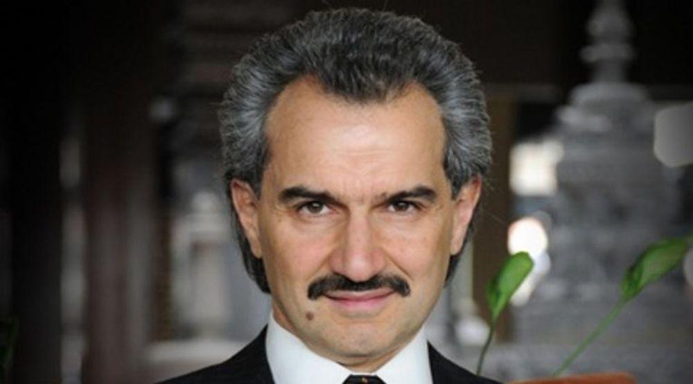 Prins Alwaleed Bin Talal gjør storinvestering i Twitter.
