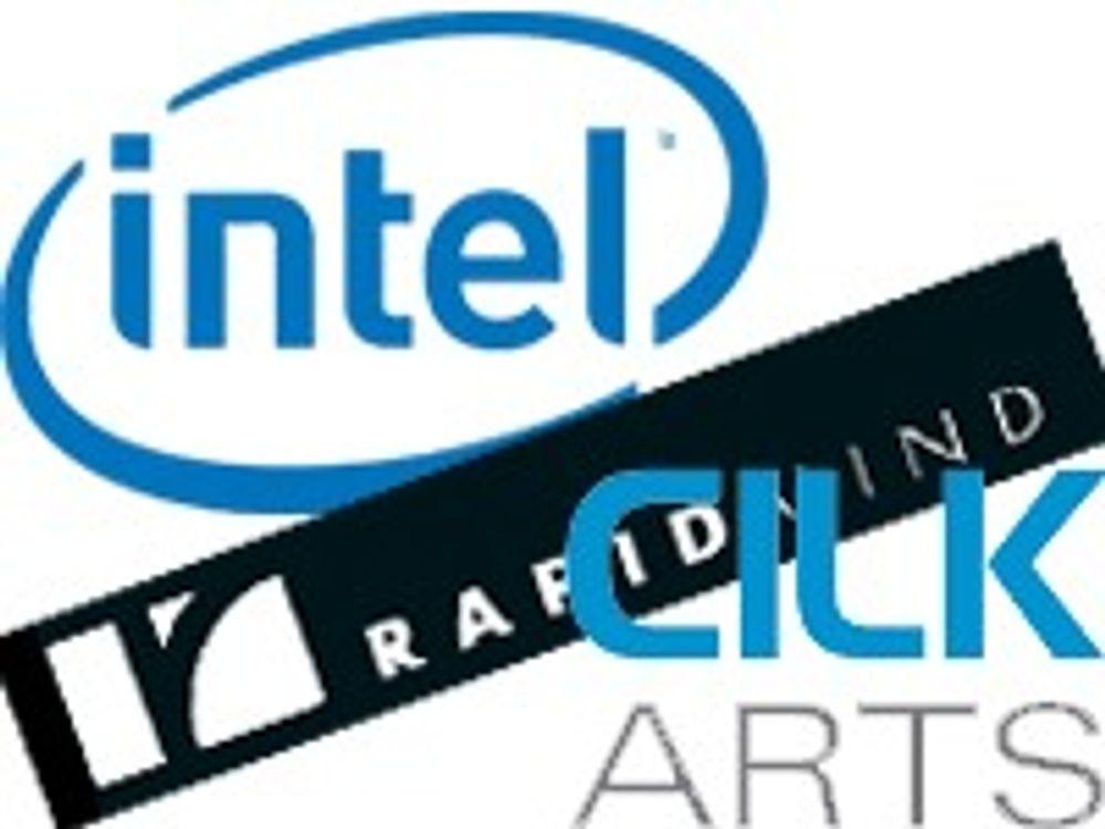 Intel-oppkjøp i parallell programmering