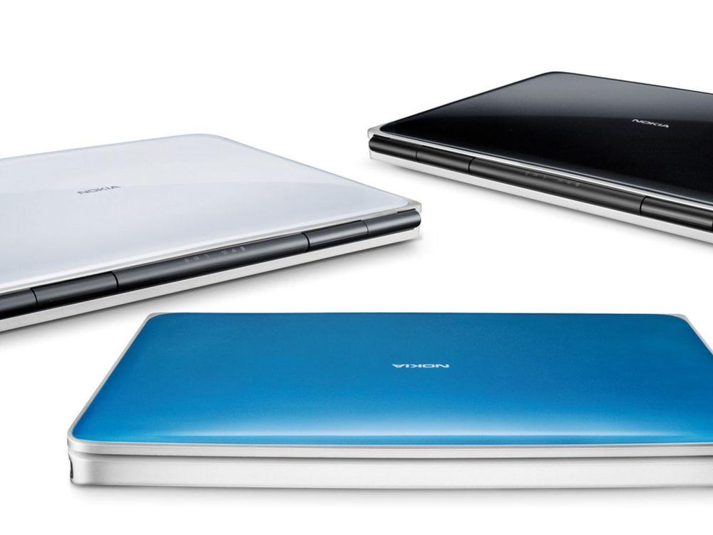 Nokia skal lansere netbook