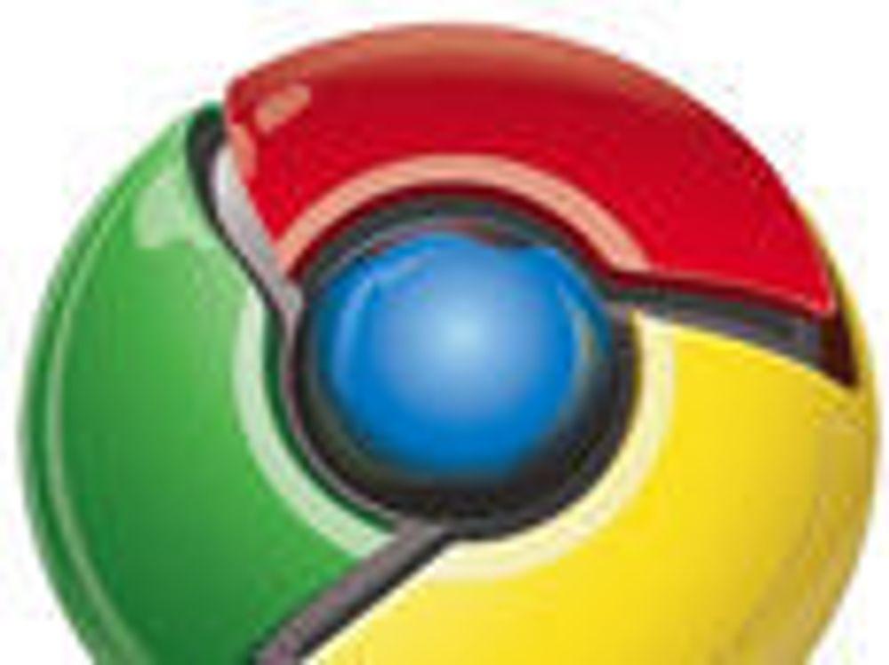 Utvikler 64-bits utgave av Chrome