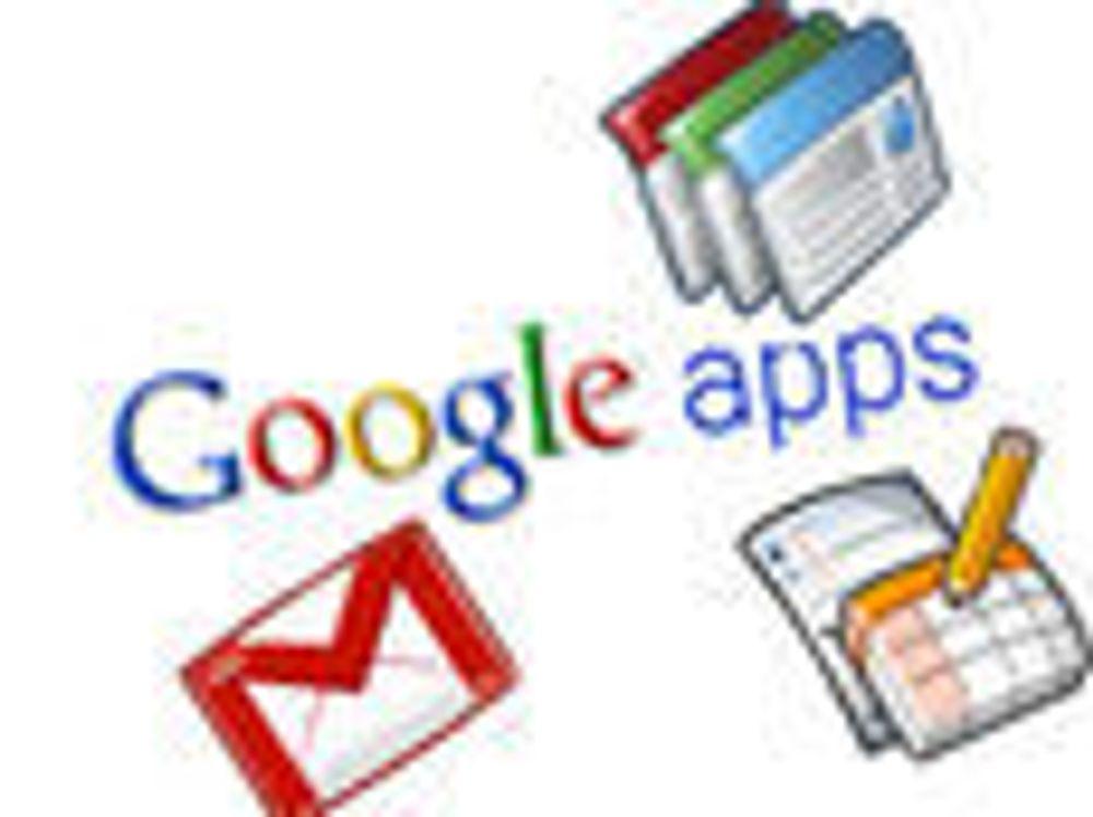 Lanserte skripting i Google Apps