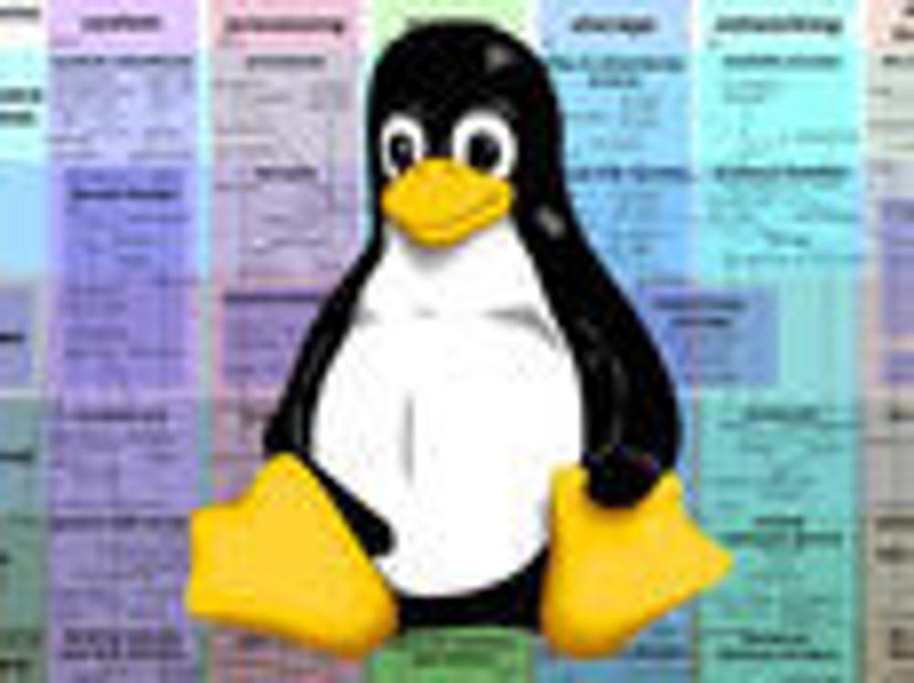 Stadig flere bidrar til Linux-kjernen