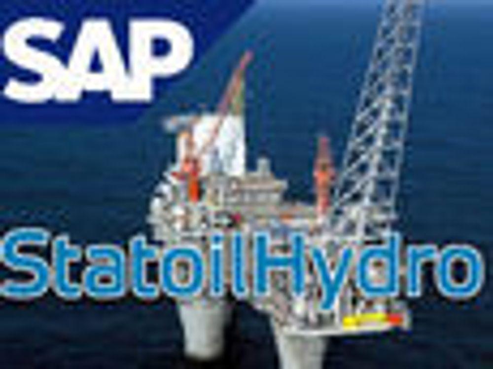 StatoilHydro velger SAP