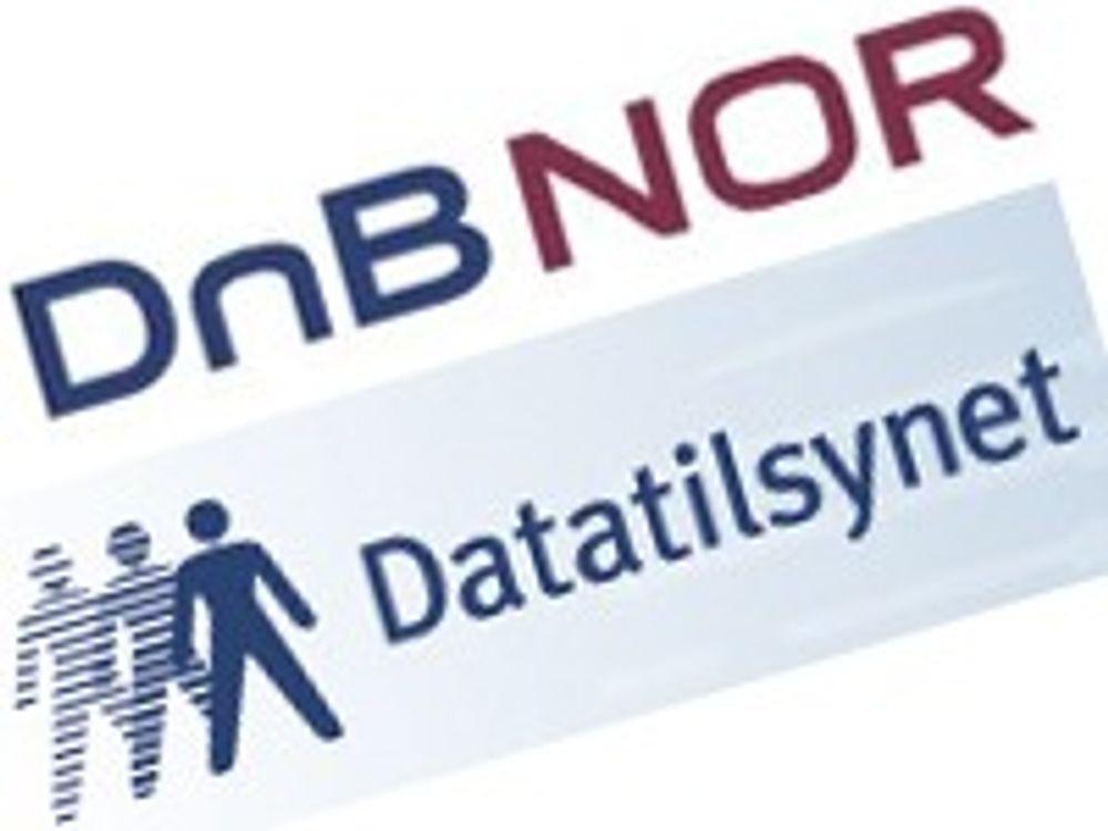 Datatilsynet refser DnB NOR