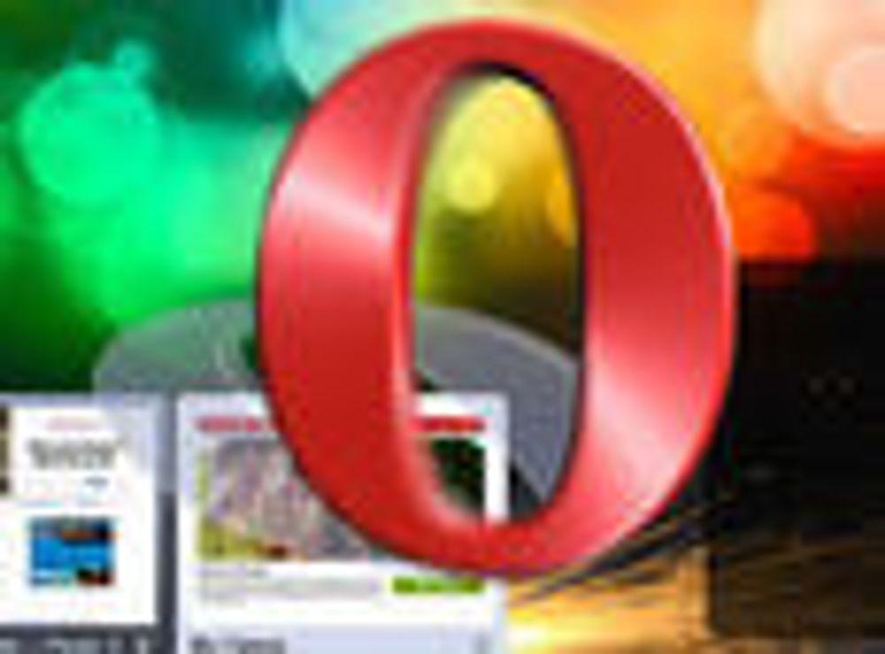 Opera 10 klar i bunnsolid beta