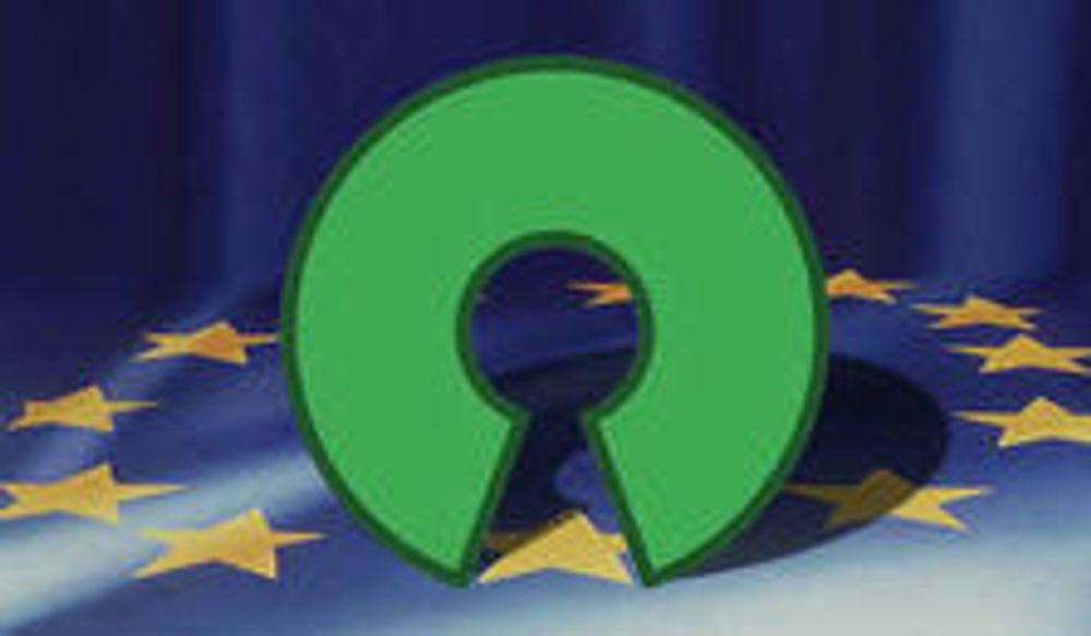 EU skal kjøpe mer fri programvare