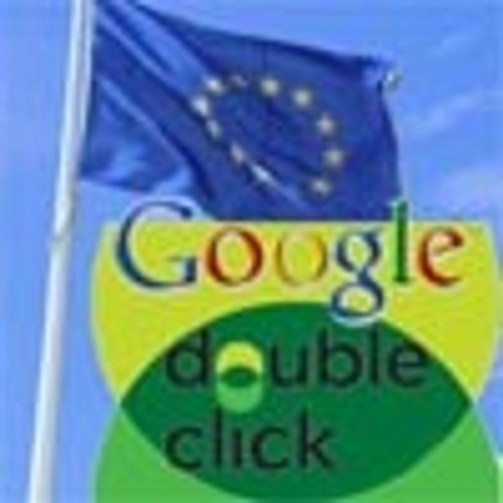 EU ser ut til å anerkjenne kjøpet av DoubleClick