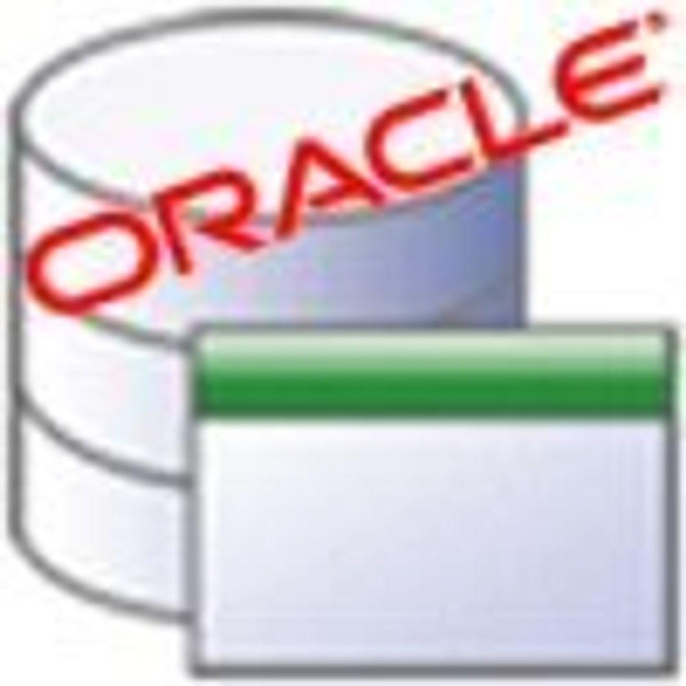 Oracle har de mest fornøyde brukerne