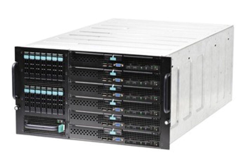 Viste dedikert ERP-server for SMB-marked